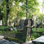 Nowy Cmentarz Żydowski przy ul. Miodowej