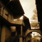 courette a Kazimierz, quartier juif
