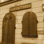 The side street, Kazimierz