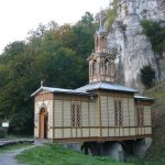 """Ojcow National Park, Chapel """"on the wather"""""""
