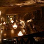 Wieliczka, la mine de sel, la chapelle de Sainte Kinga
