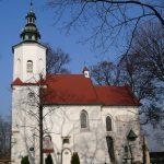 L'église Saint-Sauveur sur la colline de la Bienheureuse Bronislawa