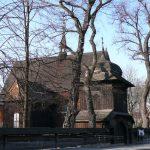 L'église en bois de St-Barthélemy a Nowa Huta