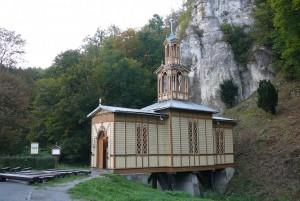 Ojcowski Park Narodowy - Kaplica na Wodzie