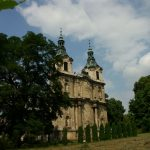 Jędrzejów - Klasztor Cystersów